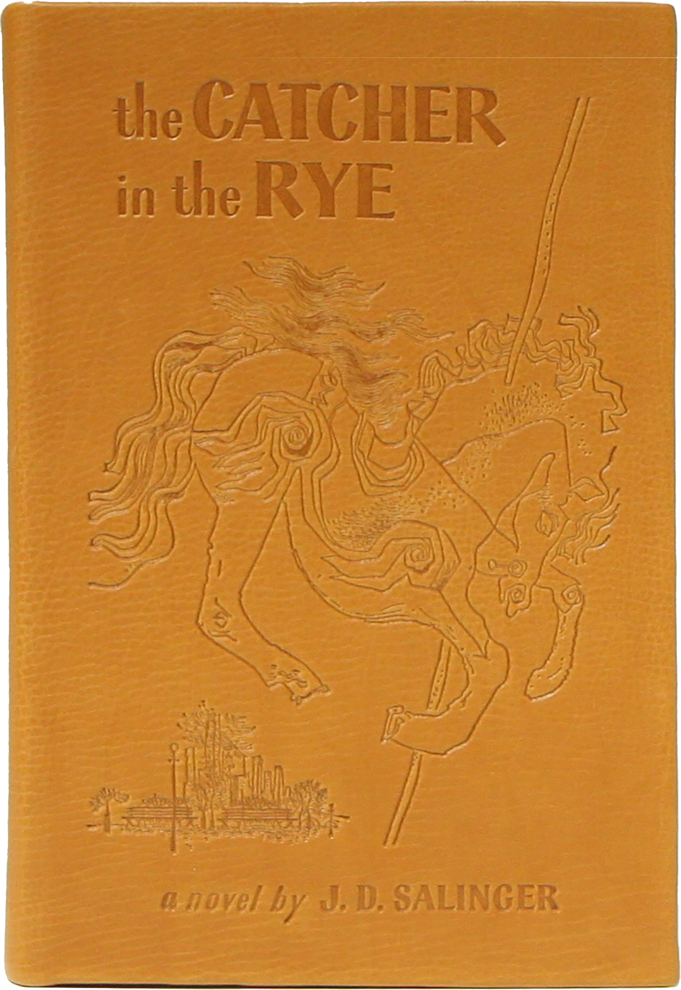 4. The Catcher in the Rye